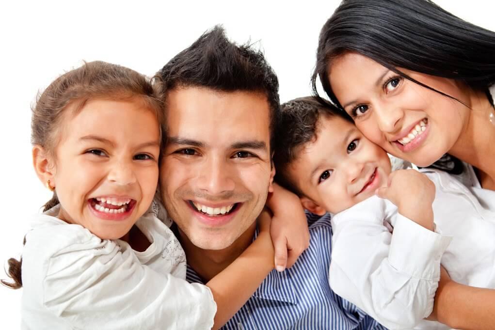 family-smiles