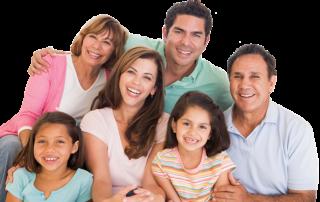 family-smiling